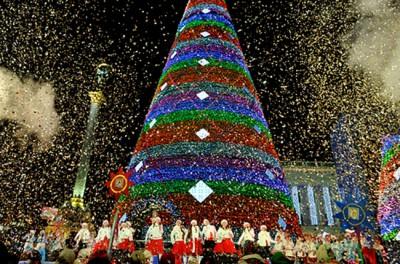 Новый год и Рождество в Киеве: программа мероприятий