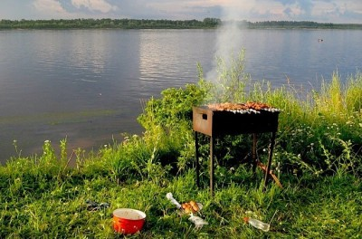 Где пожарить шашлыки в Киеве: лучшие места для пикника