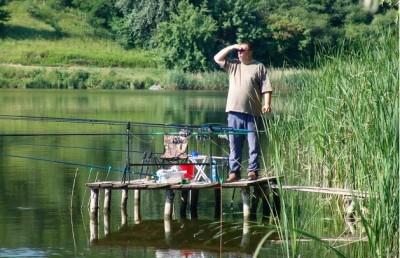 Где порыбачить в Киеве и Киевской области: места для рыбалки