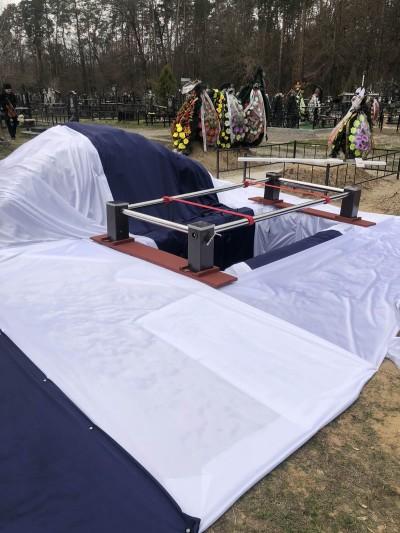 Проведение VIP похорон