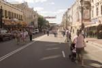 Улица Петра Сагайдачного останется пешеходной