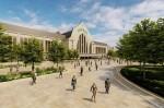 В столице презентовали проект реконструкции Вокзальной площади