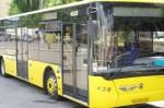 На Троещине запустили новый автобусный маршрут