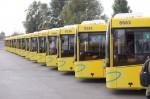 Киев получил 50 современных автобусов