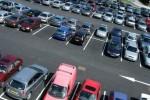 На Трухановом острове появился бесплатный паркинг для автомобилей