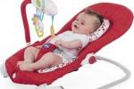 Виды, критерии выбора и преимущества шезлонгов для новорожденных