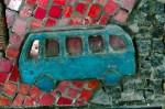На Центральном автовокзале Киева восстановят раритетную мозаику