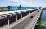 Мост Метро ждет масштабное обновление: будет подсветка и велодорожка