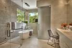 Как сделать стильную ванную комнату: 3 дизайнерских приема