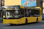 В Киеве запустили автобус от Виноградаря до «Академгородка»