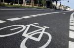На Крещатике создадут велодорожку и две велополосы