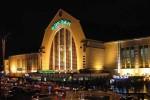 «Киев-Пассажирский» - самый популярный вокзал Украины
