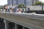 Кличко пообещал возобновить движение Борщаговским путепроводом ко Дню Независимости