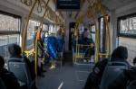 «Красная» зона: в столичном транспорте введут новые ограничения