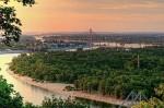 В Киеве реконструируют вход на Труханов остров
