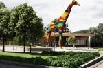 На полную реконструкцию Киевского зоопарка понадобится 5 лет: Кличко