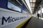 Киевская городская электричка может возобновить работу с 1 июня