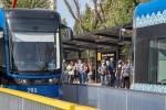 Реконструкция станции скоростного трамвая «Бульвар Кольцова» завершится в ноябре