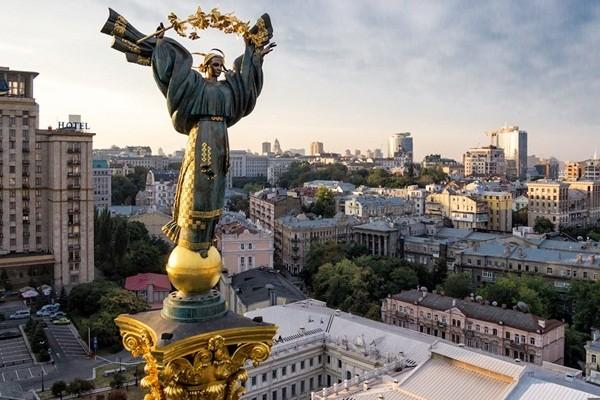 Киев поднялся в рейтинге самых дорогих городов