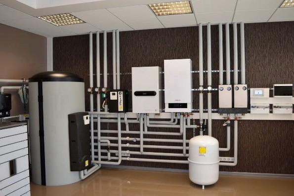 Выбор комплектующих для отопления частного дома