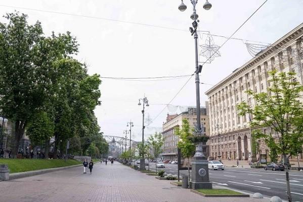 В 2021 году планируют отремонтировать Майдан Независимости и Крещатик