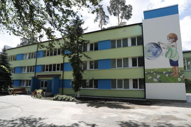Детские муниципальные санатории Киева возобновляют работу