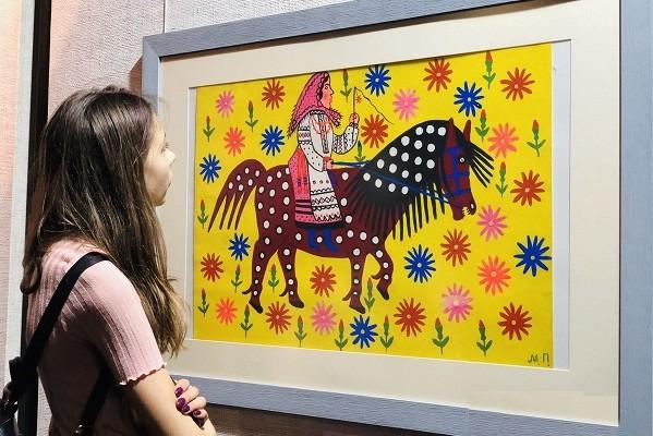 В столичной галерее «Ню Арт» открылась выставка «Украинский натюрморт»