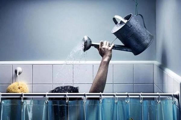 В домах киевлян начнут отключать горячую воду