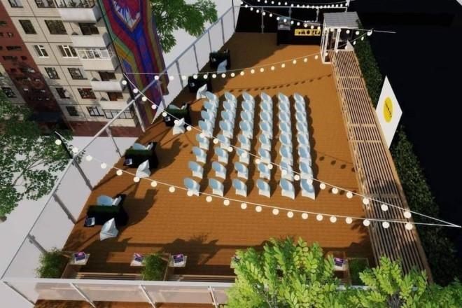 В столице появится библиотека на крыше