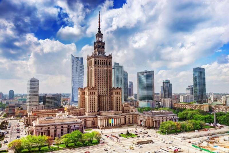 Уикенд в Варшаве: что посмотреть в Варшаве за два дня?