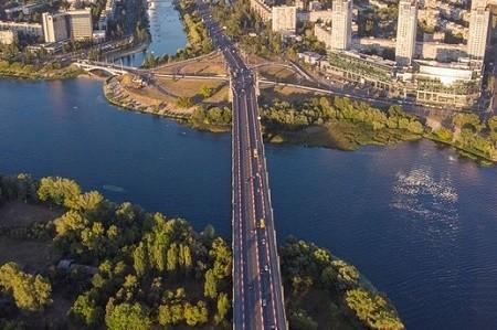 Реконструкция моста Патона начнется в 2022 году: Кличко
