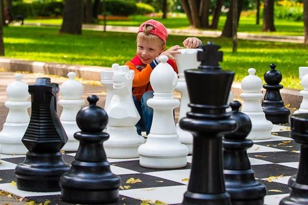 В парке Шевченко отметят Международный день шахмат