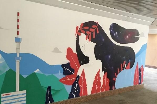 Подземные переходы на Демиевке станут арт-объектами