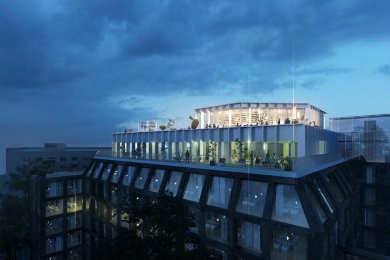 Новый символ Подола: что известно о комплексе ANDRIYIVSKY City Space