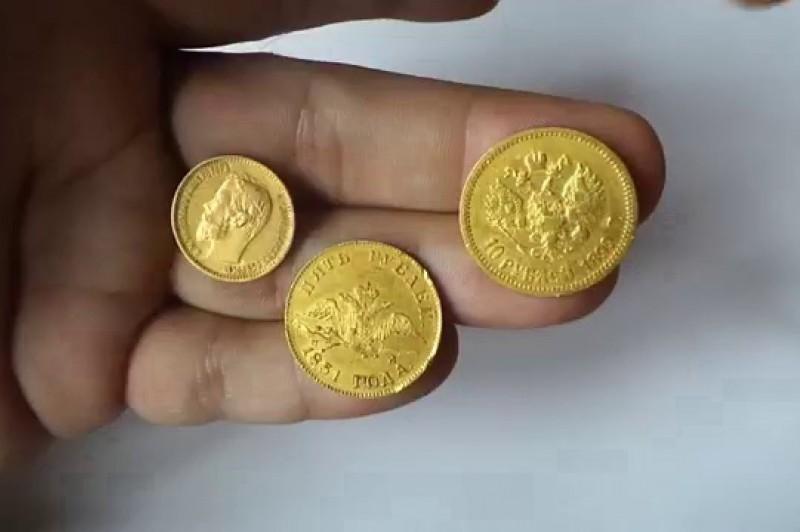 Как классифицируют золотые монеты и устанавливают их реальную стоимость