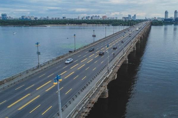 В Киеве стартует реконструкция моста Патона