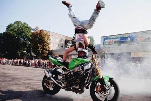 В парке Муромец установят самый массовый мото рекорд Украины