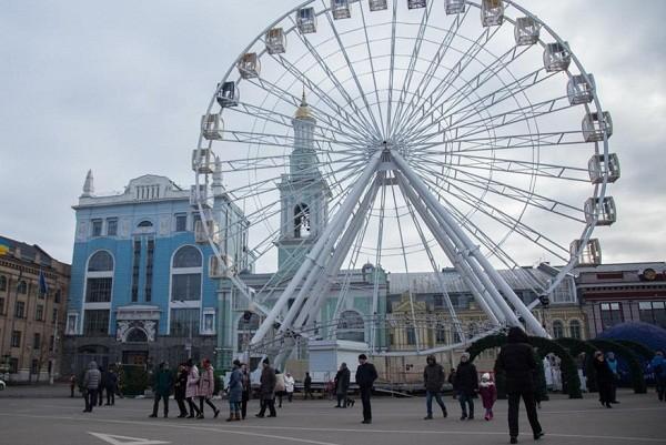 Киевская власть будет отстаивать пешеходную зону на Контрактовой площади