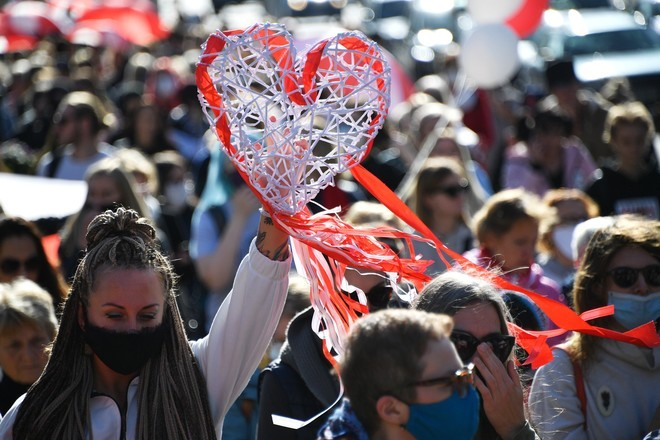 8 Марта в столице пройдет Женский марш