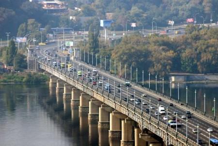 На мост Патона вернут трамваи