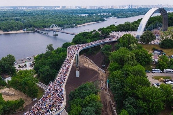 Киевлян и гостей города приглашают на бесплатные экскурсии