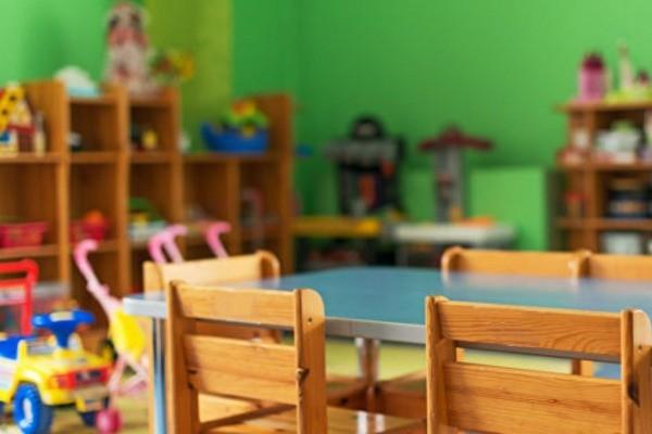 В Святошинском районе Киева реконструируют помещения для нового детсада