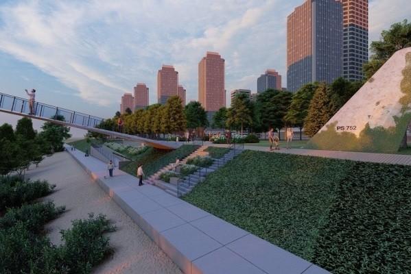В парке «Вербовая роща» обустроят мемориальный сквер в форме самолета