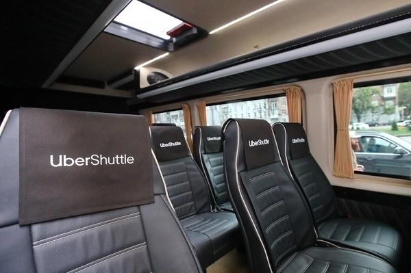 Uber Shuttle возобновит работу сервиса в Киеве с 1 июня