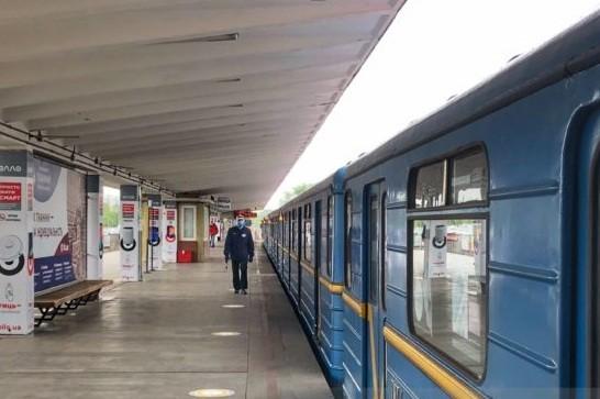 Столичное метро возобновило работу: новые правила