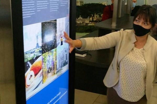 В аэропорту «Киев» заработал туристический терминал