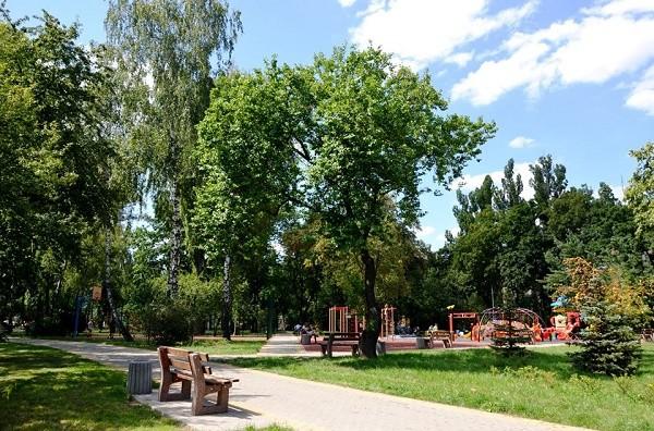 Сквер на Телиги стал миниатюрным парком