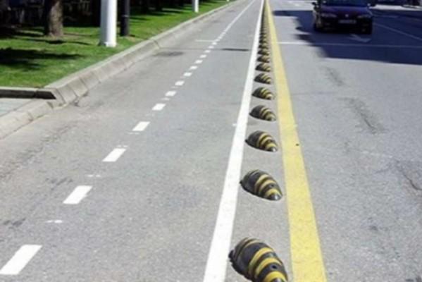 На Крещатике хотят обустроить выделенные полосы для общественного транспорта