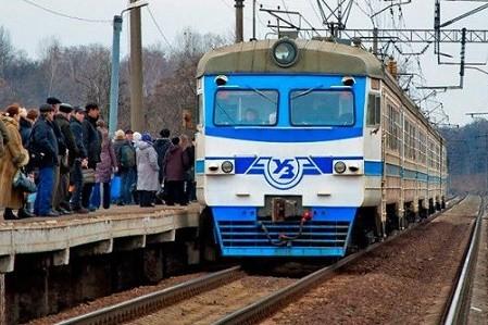 В Киеве на неделю перенесли запуск городской электрички