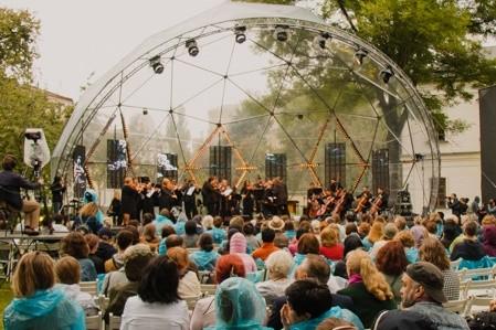 20-25 августа в столице состоится Bouquet Kyiv Stage